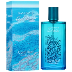 Davidoff Cool Water Coral Reef Limited Edition  for Men 125ml