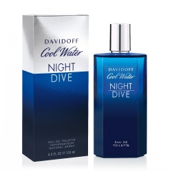 Davidoff Cool Water Night Dive for Men 125ml